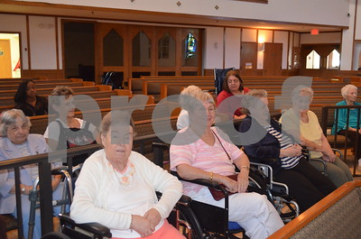 Shut-In Mass