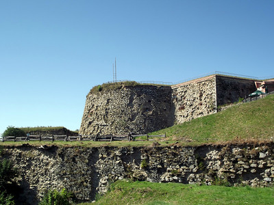 Silver Mount Fortress august 2012
