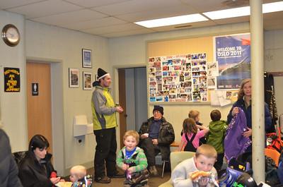 Ski Flyer's Classic:  January 24, 2013