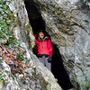 The region is on a large limestone deposit, hence lots of caves.