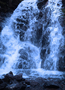 Llyn Crafnant waterfall 3