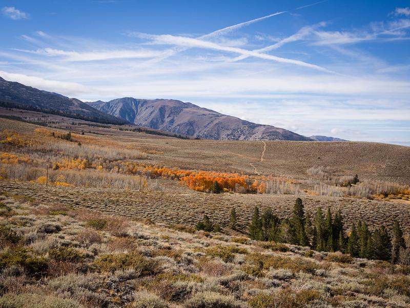 Toward Monument Ridge