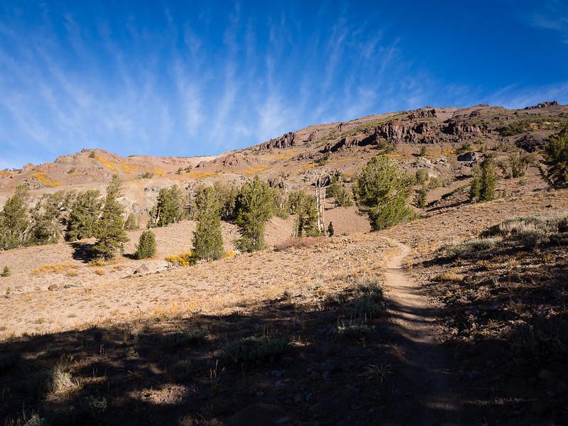 Pacific Crest trail, north