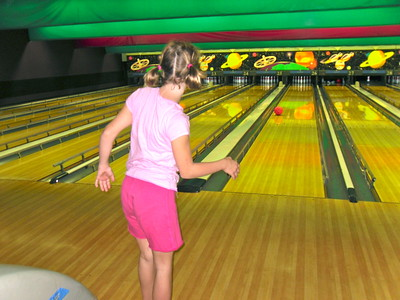 Special Needs Bowling Camp