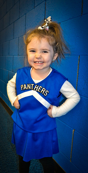 Cheer and Pom Squad 2012