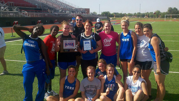 Track 2012 MCAC Champs