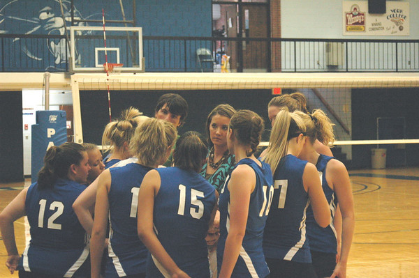 Volleyball Sept. 2nd