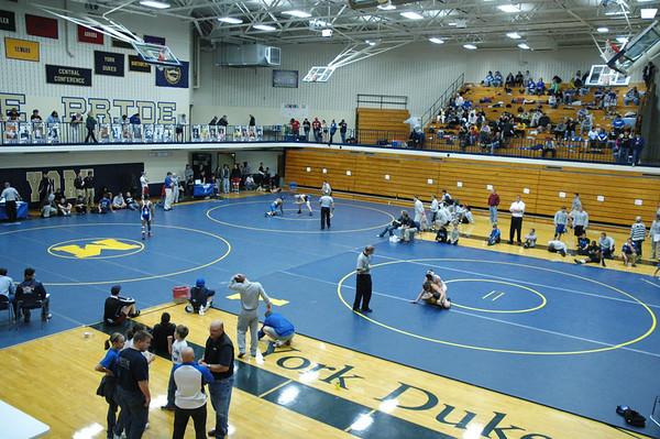 Wrestling Nov 5th