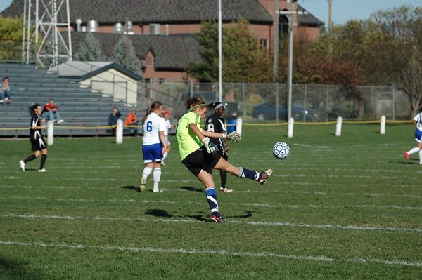 Women's Soccer Oct 15th