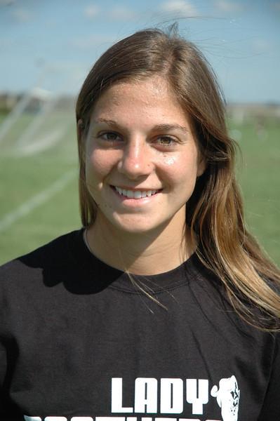 4  Carrie Berzins  <br /> Midfielder  JR  <br /> Aurora, CO