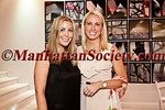 NEW YORK- MAY 17:  Kelly Bruce and Jessica Fafara attend New York City Coalition Against Hunger: Spring into Action Benefit on Thursday, May 17, 2012 in New York City at  Solo Event Space, 40 Broad Street in Lower Manhattan (Photos by Natalie Poette ©2012 ManhattanSociety.com)