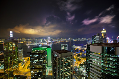 Spring week in Hong Kong And England
