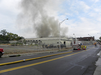 Springfield, MA General Alarm 262 Liberty St. 7/27/10