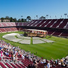 Stanford Stadium, before