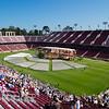Stanford Stadium, before