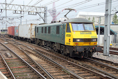 90046 1122/4L41 Crewe-Felixstowe.