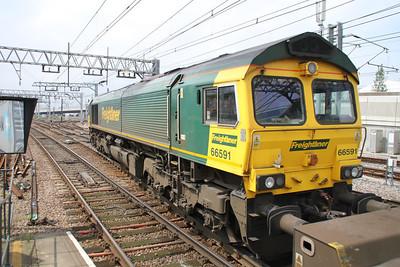 66591 1156/4R97 Felixstowe-Tilbury