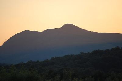 Sunsets - 16/07/2012