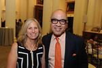 Louise Mirrer and Darren Walker