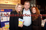 New York – April 10: Patricia Duff, Dylan Ratigan, VIP Guest attend The Common Good Luncheon Discussion with DYLAN RATIGAN, author of the New York Times best-selling book,'Greedy Bastards' on Tuesday, April 10, 2012 at The Friars Club in New York City. (Photos by Christopher London ©2012 ManhattanSociety.com)
