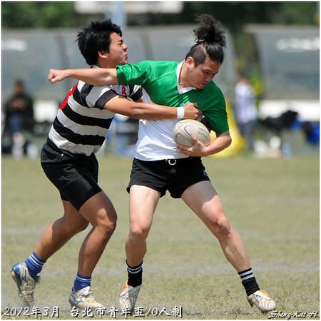 2012年照片集錦(Rugby Pics in 2012)