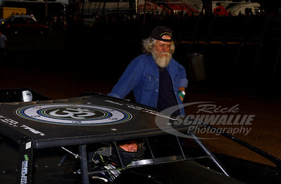 Scott Bloomquist Crew Chief - Tommy Hicks