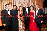 John Lehr, Ming Tsai, Heather Bresch, David Koch, Sharyn Mann, Todd Slotkin attend The 2012 Food Allergy Ball Benefiting the Food Allergy Initiative on Monday, December 03, 2012 at the Waldorf Astoria | 301 Park Avenue (between 49th and 50th), New York City, NY (Photos by Christopher London ©2012 ManhattanSociety.com)