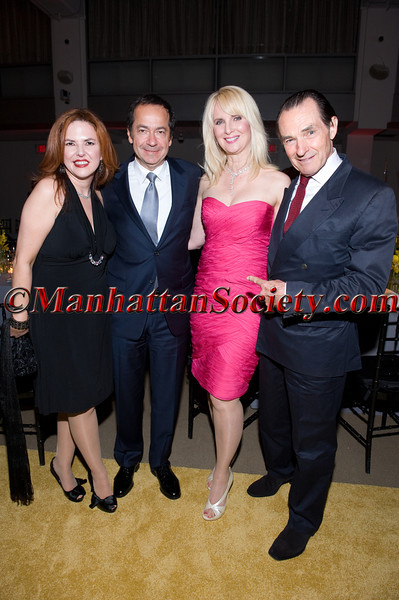 Lorraine Cancro, John Paulson, Sara Herbert Galloway, James Hammond