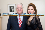 American Cancer Society's Eastern Division Chief Executive Officer Donald Distasio, Lola Astanova