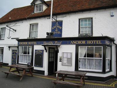 The Anchor 2012
