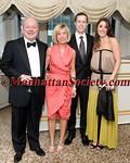 Jim O'Shaughnessy, Missy O'Shaughnessy, Patrick O'Shaughnessy, Lauren O'Shaughnessy