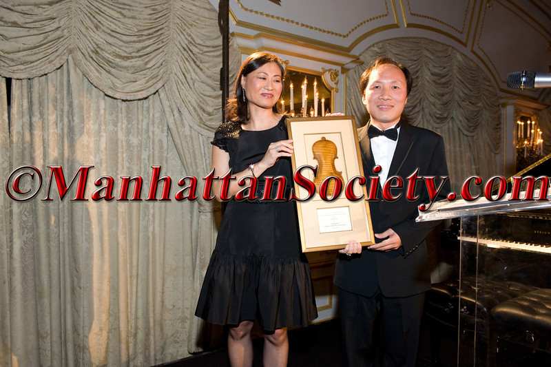 Elinor Hoover, Honoree Chinh Chu