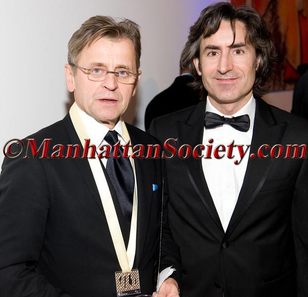 The Gabarron | International Awards 2012