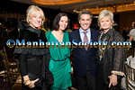 Carolyn Englefield, Dara Caponigro, Richard Mishaan, Charlotte Moss attend THE 2012 ORCHID DINNER hosted by NEW YORK BOTANICAL GARDEN honoring Tiffany & Co. & The Tiffany & Co. Foundation on Wednesday, February 8, 2012 at The Mandarin Oriental Hotel, 80 Columbus Circle, New York, NY 10023 PHOTO CREDIT: Copyright © 2012 Manhattan Society.com by Gregory Partanio
