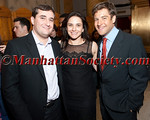 New York – April 09:  John Patricof, Jessica Shell, Dan Allen attend The Opportunity Network's  Fifth Annual Night of Opportunity on Monday, April 9, 2012 at CAPITALE, 130 Bowery on the Lower East Side of New York City (Photos by Christopher London ©2012 ManhattanSociety.com)