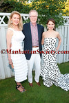 NEW YORK – JULY 21: Ellen Scarborough, Chuck Scarborough, Jean Shafiroff attend The Southampton Animal Shelter Foundation's - 3rd Annual Unconditional Love Gala On Saturday, July 21, 2012 at Private Residence in Southampton, New York (Photos by Christopher London ©2012 ManhattanSociety.com)