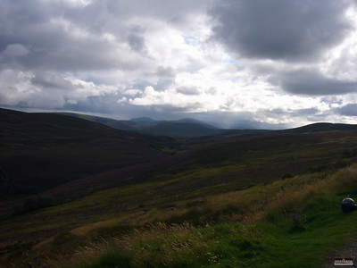 Thunder in the Glens, 22-28 Aug 2012