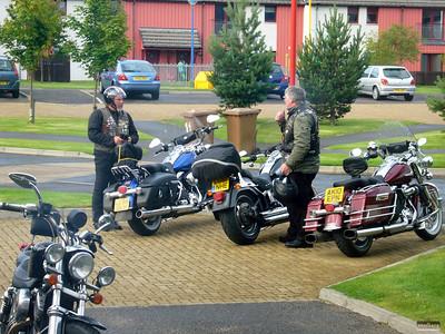 Thunder in the Glens, 22-28 Aug 2012