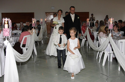 Tom and Anna's wedding in Paraguay