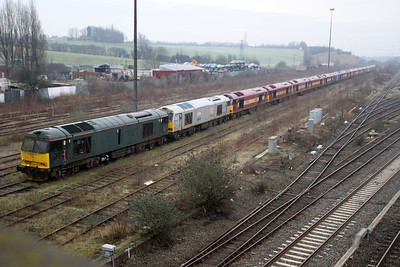 Stored 60s line up from the A52 Bridge.