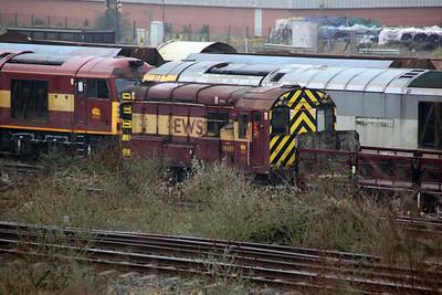 08605 shunting wagons.