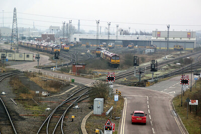 Toton TMD View from A52.