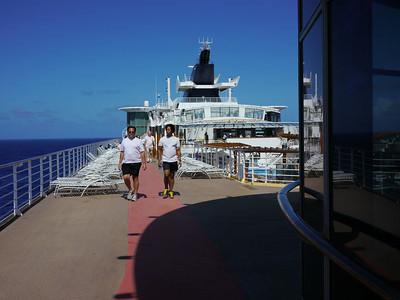 Transatlantic Cruise