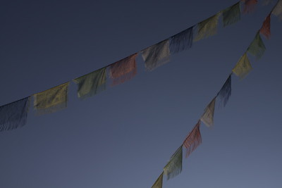 Dhampus: Prayer Flags - Ellen Winn (K'68; Haverford '97)