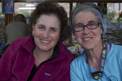Dhampus: Kathe Fox & Julie Meyers - Ellen Winn (K'68; Haverford '97)