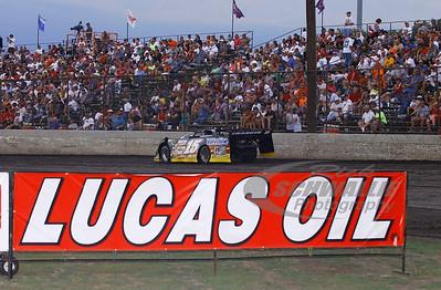 Steve Francis - Tri-City Speedway