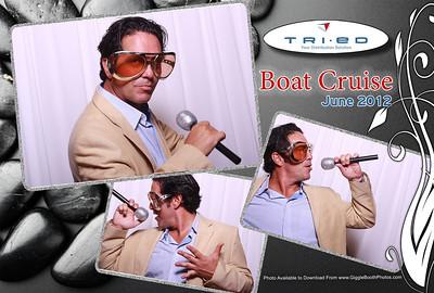 Tri-Ed Boat Cruise June 2012