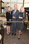 Fran Hatch, Ed Flinn, Kathy Harrison