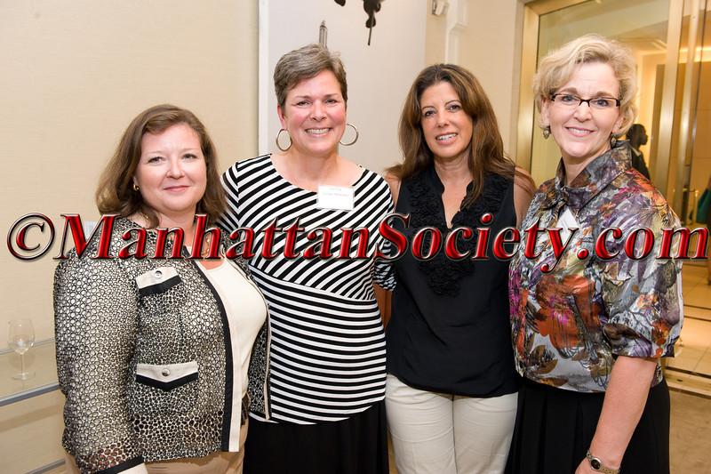 Kathleen Marran, Ann Fox, Margaret Grioli,  Cynthia Gibson