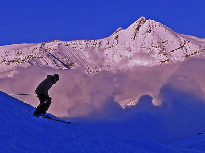 D4 Andrew skiing in deep powder1 by JdeB